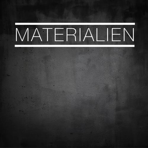 RAKELRALF - Materialien